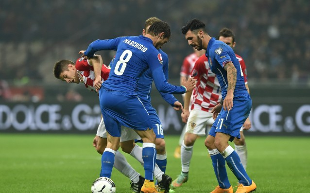 The Croats are scared because of the closed door of the match with Italy