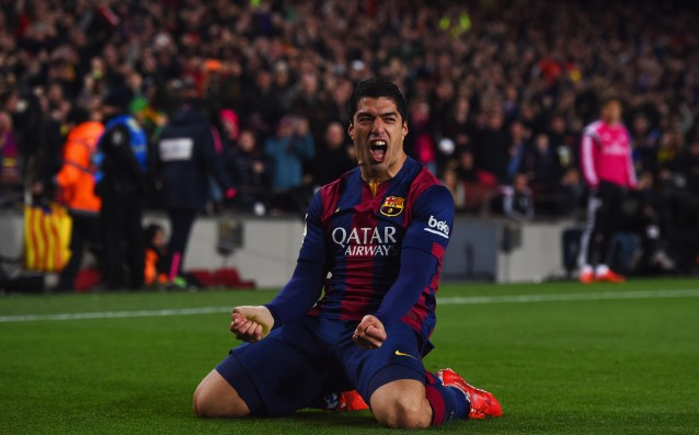 Suarez: 'I gave up on Real to wait for Barcelona.'