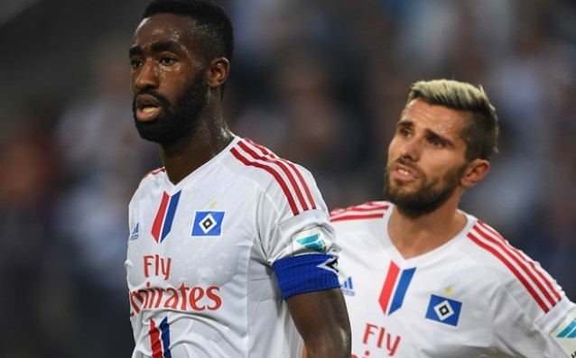 There was a fight in the locker room of the Hamburger SV