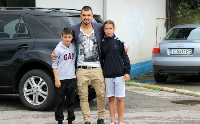 Bojinov: 'No comment on intrigue, I only think about the derby against Perugia.'