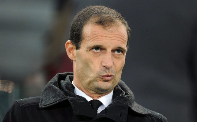 Allegri: 'The matches against Monaco will be very boring.'