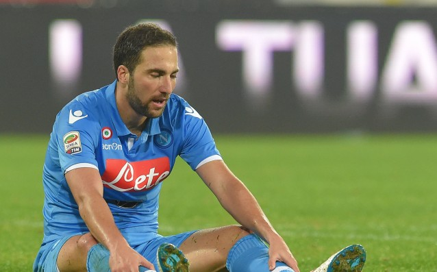 Higuain has already started negotiations with Arsenal