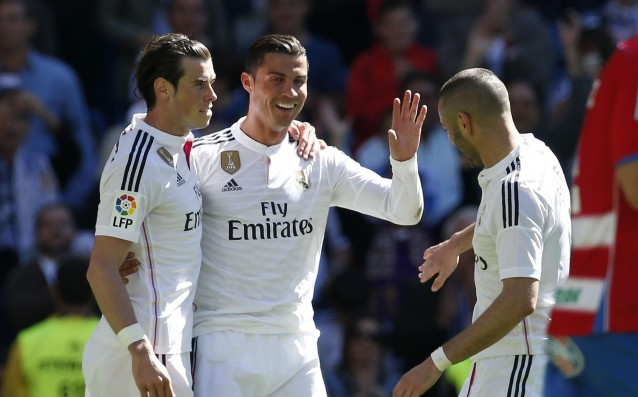 Real Madrid – the goal machine of Europe