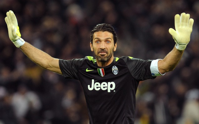 Buffon will not retire from football in the near-term