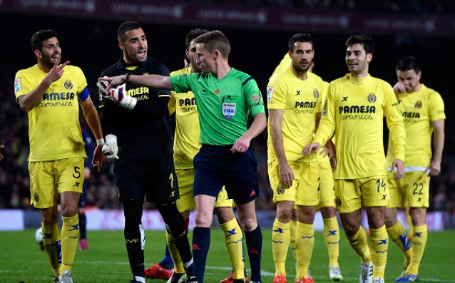Villareal failed at their last match