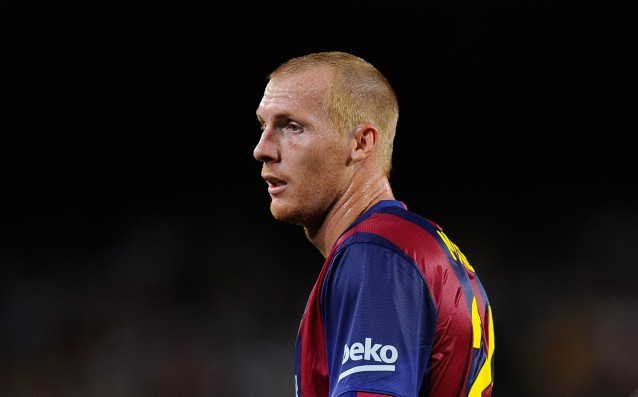 Jeremy Mathieu is questionable for the rematch against PSG