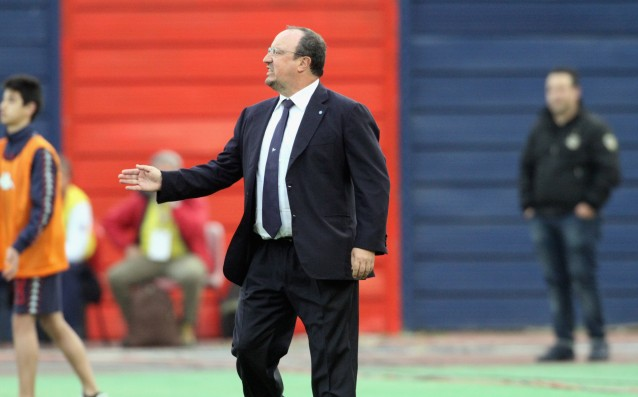 The owner of Sampdoria: Rafa Benitez is too thick for our team