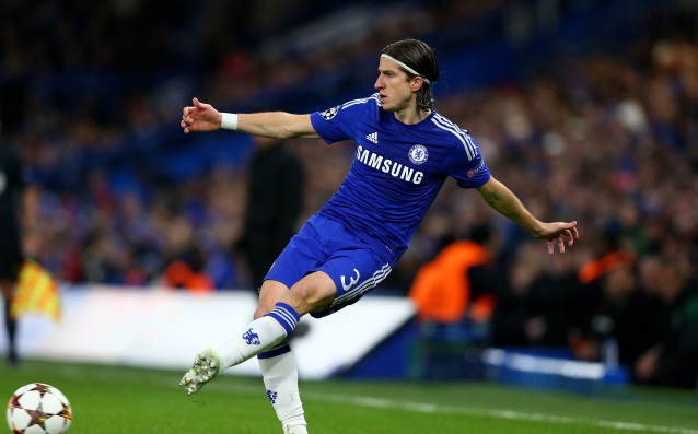 Atletico de Madrid is getting back  Filipe Luis for 16 million