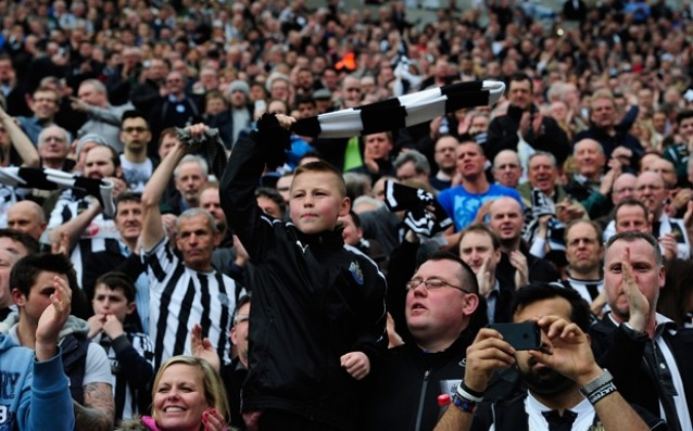 Newcastle fans will continue protests