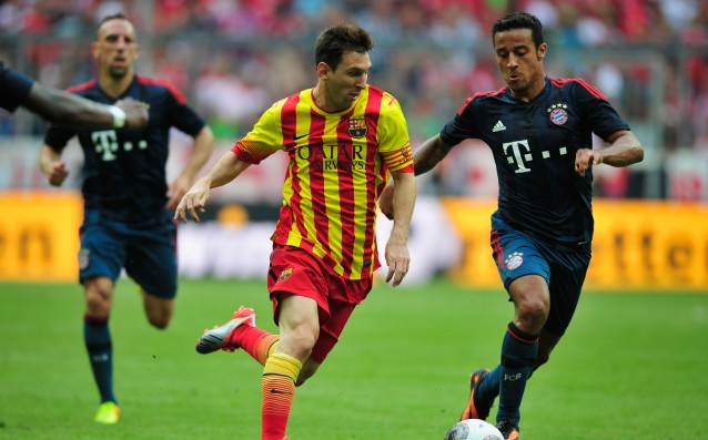 Barca wants Bayern for a rival in the Champions League