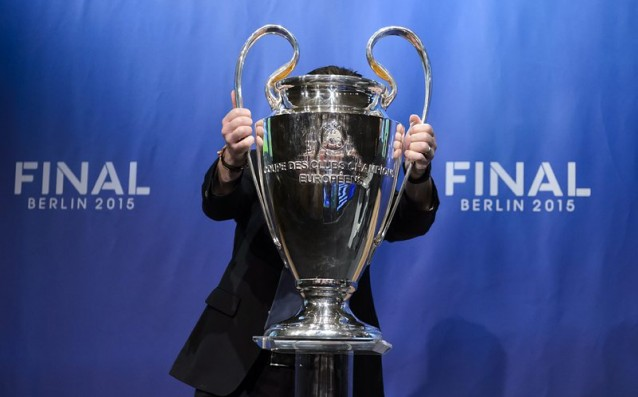 UEFA switched the dates of the two semifinals in Champions League