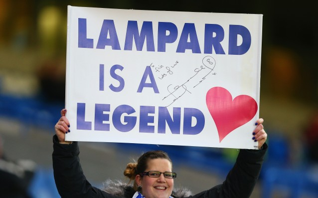 Lampard: Chelsea changed my life.