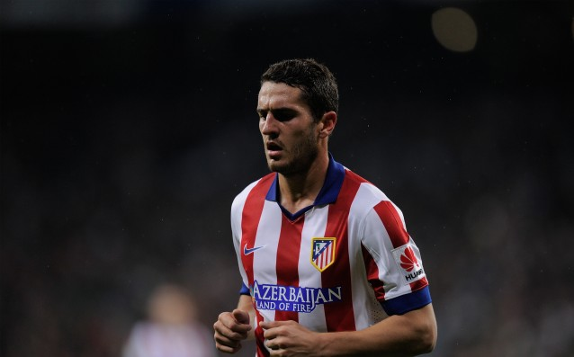 Kokee wants to leave Atletico Madrid