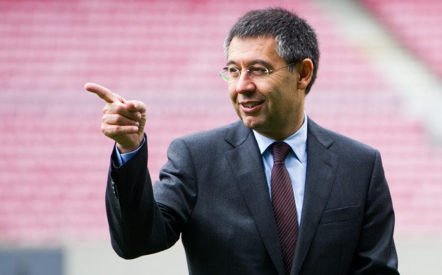 Bartomeu: Barcelona are always fighting for all the trophies