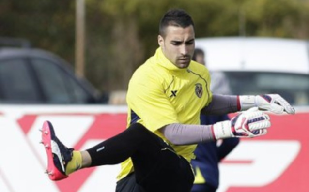 Villarreal's goalkeeper will undergo surgery