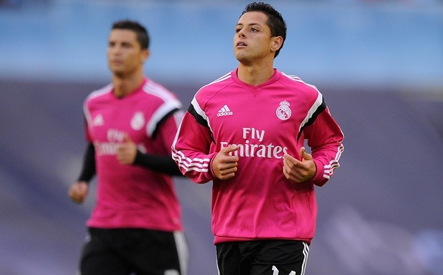 Chicharito hinted that he does not want to be on the bench