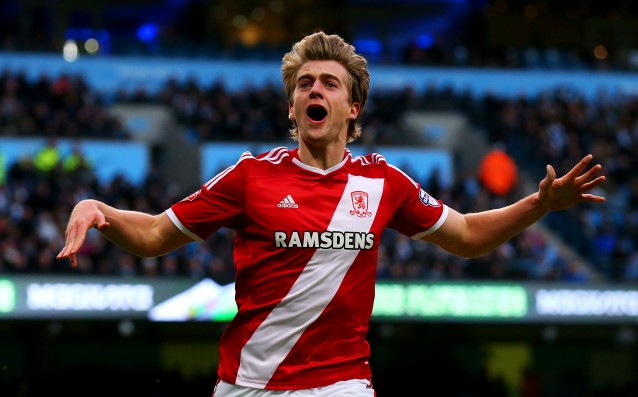 Newcastle started negotiations with Chelsea about Patrick Bamford