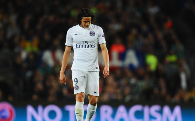 Cavani is considering a transfer to Juventus