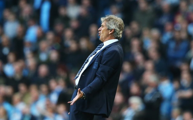 Pellegrini is confident that he will remain on the lead of City