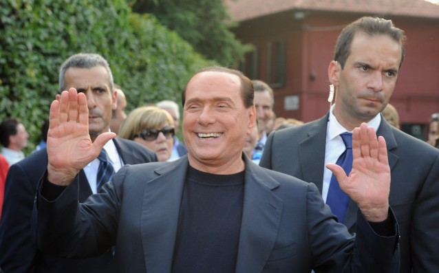 Berlusconi: I have a lot of offers for Milan, I am still thinking.