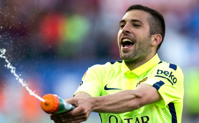 Jordi Alba: People were underistimating us.
