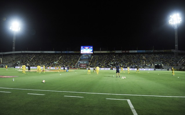 Maccabi Tel Aviv won the third consecutive title in Israel