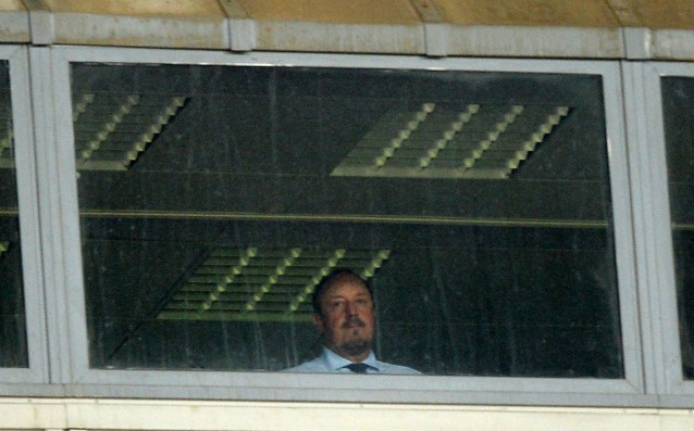 The separation between Napoli and Benitez seem inevitable