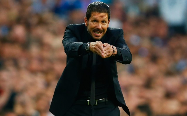 Simeone  is an optimist: Barca and Real showed weaknesses.