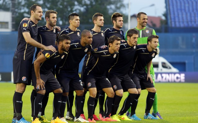 Dinamo Zagreb has a double in Croatia