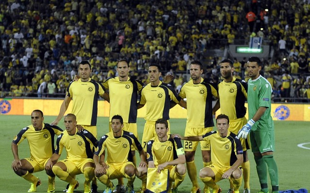 Maccabi Tel Aviv achieved a treble in Israel