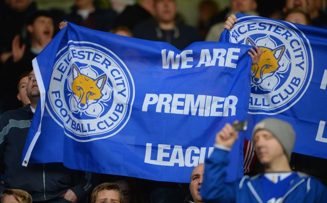 The owners of Leicester with an interesting gesture to the fans
