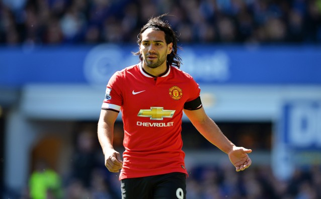 Manchester United confirmed that Falcao will leave the club