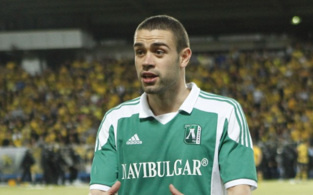 Ludogorets wants 5 million from Inter for Terziev