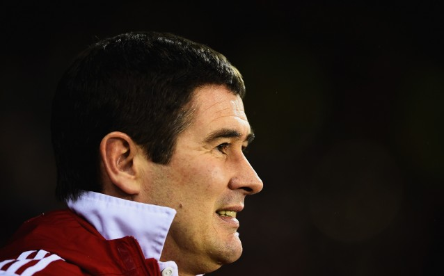 Sheffield United sacked the manager Nigel Clough