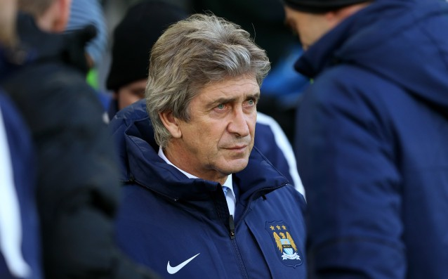 Pellegrini said: Manchester City will be the champion next year