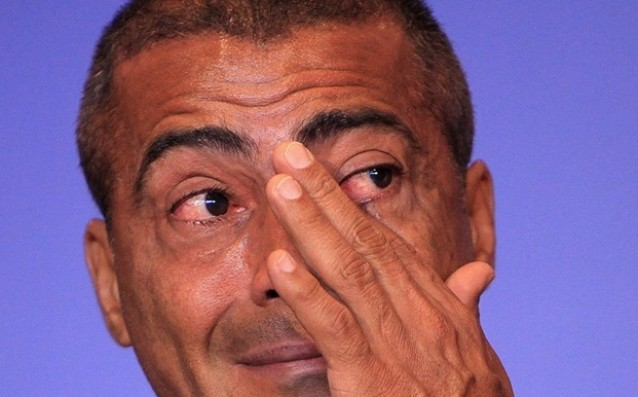 Romario for those arrested in FIFA: They are rats.