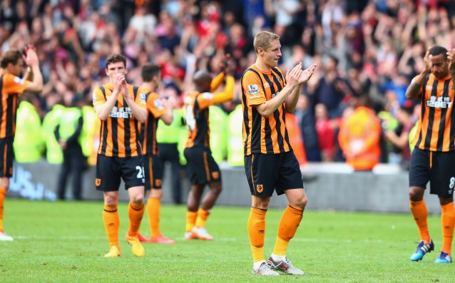 Hull will split with a portion of its footballers