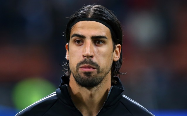 Khedira passed the tests at Juve