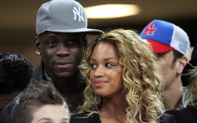 Fanny Neguesha confirmed that she is with Balotelli again