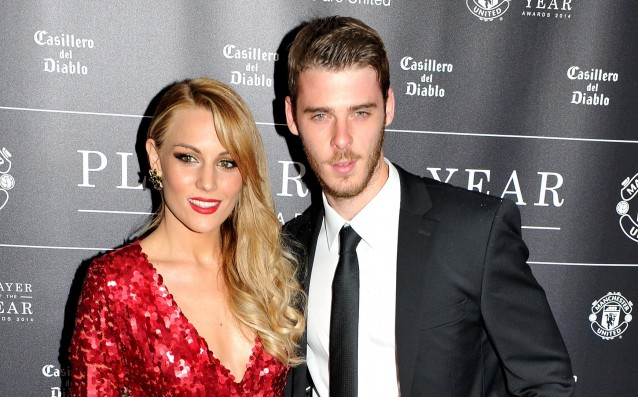 De Hea planned a wedding with Edurne