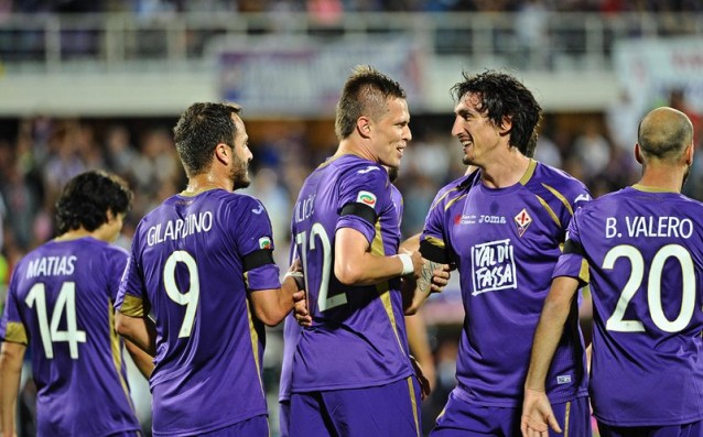 Fiorentina and Inter ended the season with many wins
