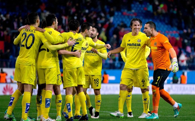 Villarreal ranked directly in the Europe League groups, thanks to Barca