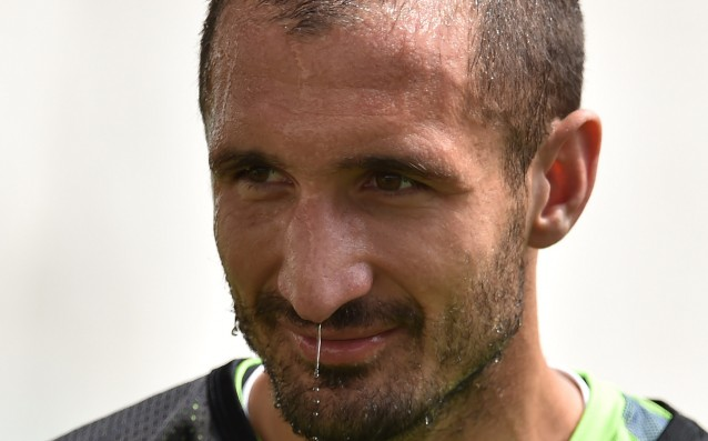 Juve will be without Chiellini in Berlin