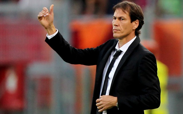 Roma will not change the coach