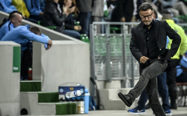 St Etienne extended the contract with his coach