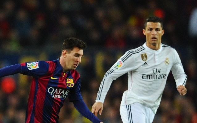 Messi: Rivalry with Cristiano was made up by the press