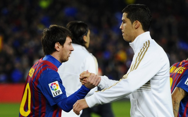 Messi: There is no rivalry between me and Ronaldo.