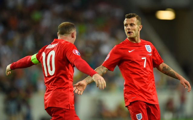 Rooney: Wilshire will be a world star.