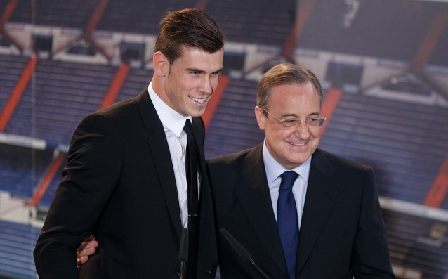 Perez fired Ancelotti, because of one shift of Bale