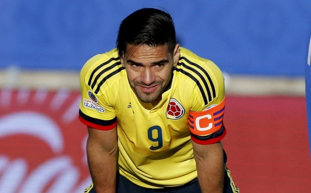 Falcao is in Chelsea already